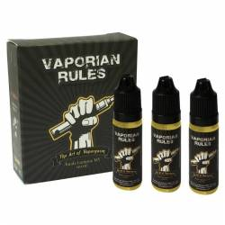 NAKED 13 VAPORIAN RULES 3X10 ML