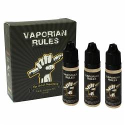 THE KUEEN VAPORIAN RULES 3X10 ML