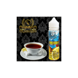 ICE TEA LEMON E_LIQUIDE THE KINGDOMS 50 ML 0MG TPD Ready Belgique